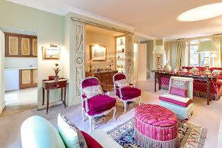 Hôtel particulier Paris 16ème