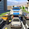 Elevated Car Driving Simulator
