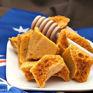 Sugar Honeycomb Recipes.