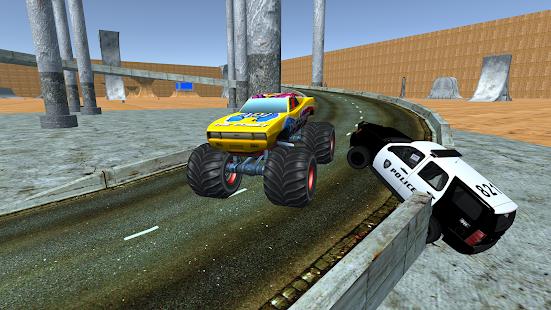 E46 M3:Monster Car Diriving Games - náhled