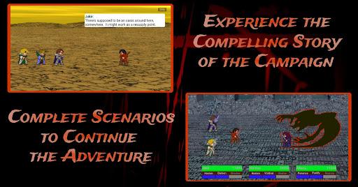 Legacy of Elaed: RPG screenshot 5