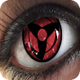 Sharingan Eyes Photo Maker HD