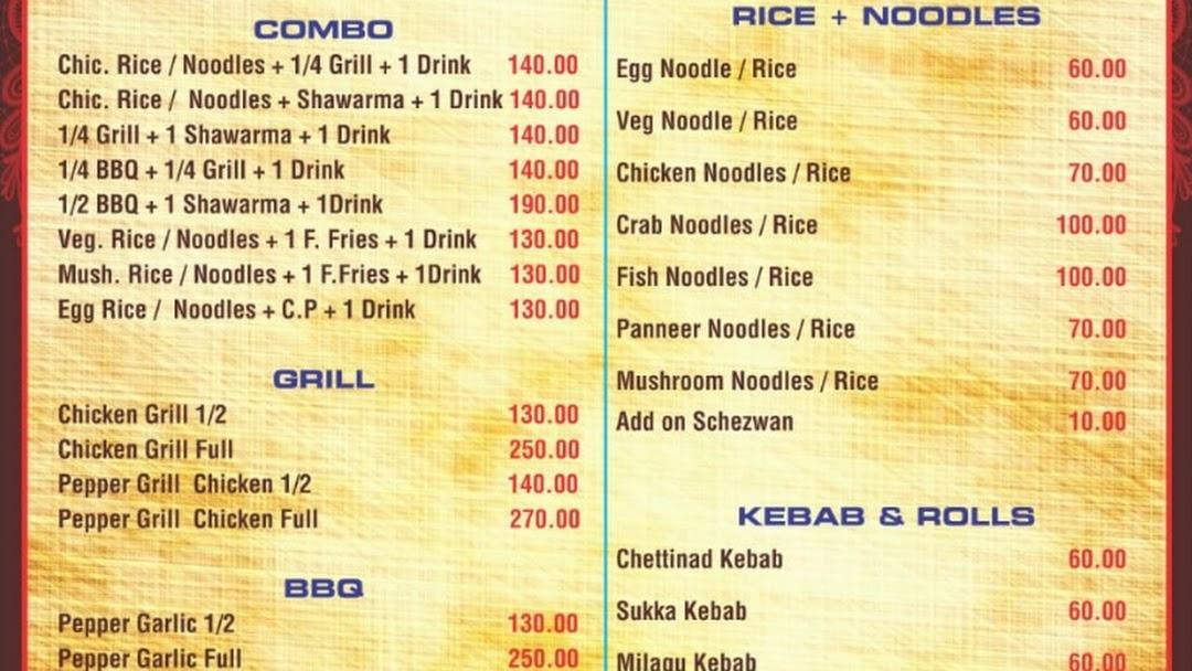 Sharma's kitchen - Restaurant in Madurai