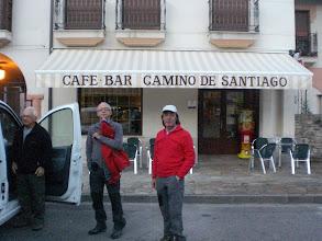 Photo: desayuno, Villafranca del Bierzo, en el Camino