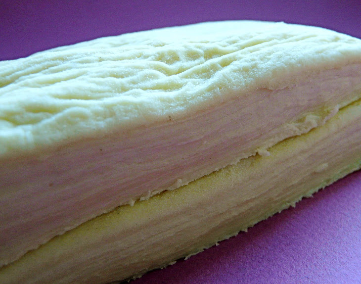 Puff Pastry - for 600 Grams of Dough Recipe