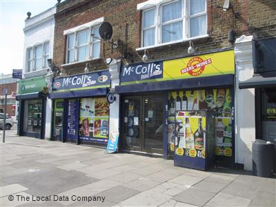 McColl's on Wilton Road - Convenience Stores in Abbey Wood