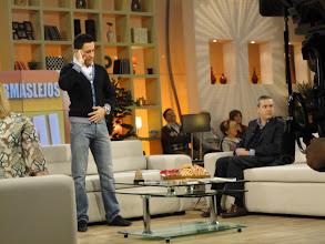 Photo: Grisel en Aragón Televisión
