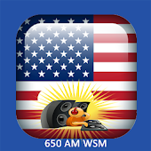 Radio for 650 AM WSM  Station Country Music