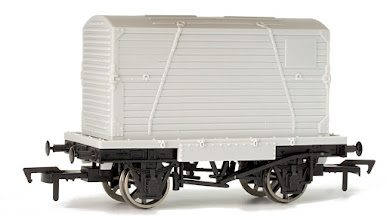 Photo: A020 Unpainted Conflat & Container