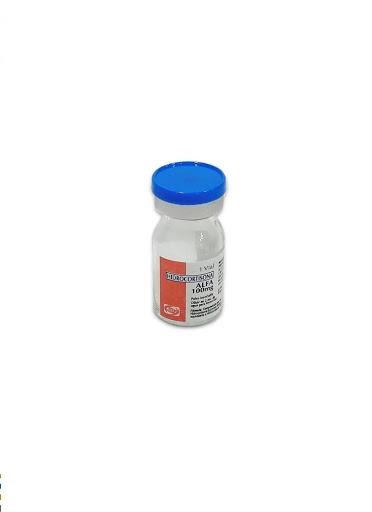 hidrocortisona 100mg 1 vial alfa