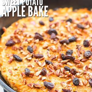 Sweet Potato and Apple Breakfast Casserole Recipe