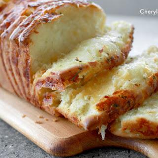Garlic Cheesy Bread.