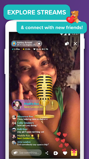 MeetMe: Chat & Meet New People Apk apps 4