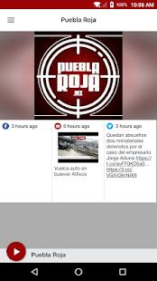 Puebla Roja - náhled