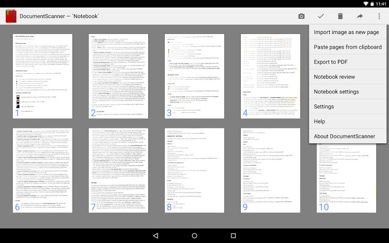 Document Scanner – PDF Creator v5.8.0 [Pro] APK [Latest]