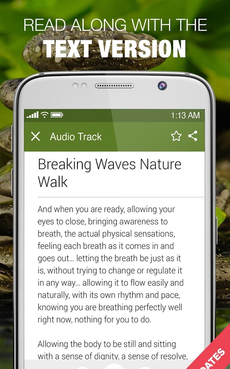 1000 Nature Sleep Relax Sounds Screenshot 9