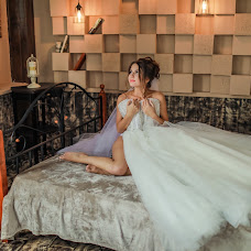 Wedding photographer Nikolay Nikolaev (NickFOTOGROff). Photo of 10.03.2018
