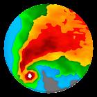 Wettervorhersage & Radar icon