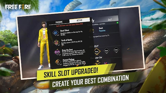 Garena Free Fire: Rampage MOD APK V1.52.0 (Shooting Range Increased, Aim Assist, No Recoil) 5
