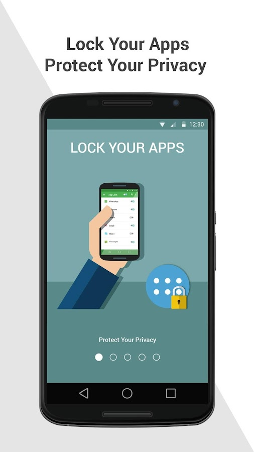App Lock- screenshot