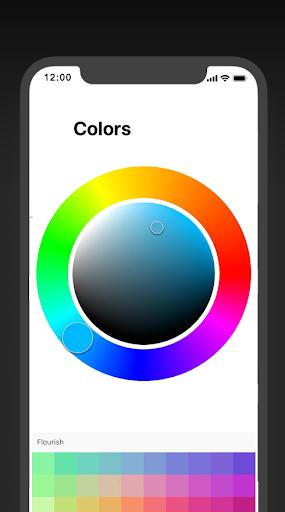 Procreate Pocket Paint screenshot 3