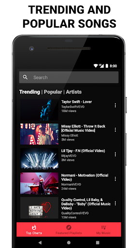 Free Music & Videos - Music Player for YouTube Apk 1