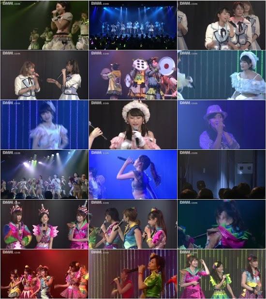 (LIVE)(公演) NMB48 チームN「ここにだって天使はいる」公演 160523