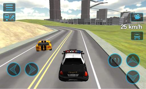 Fast Police Car Driving 3D 1.17 screenshots 10