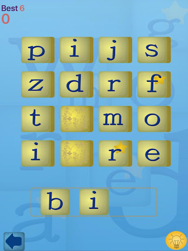 免費下載拼字APP Infinite Word Matrix-3 letters app開箱文 APP開箱王