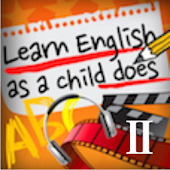 Learn english as a child does