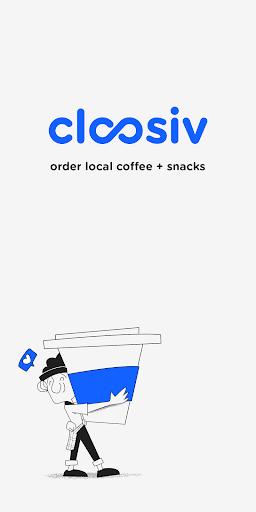 Cloosiv - Order Local Coffee screenshots 6