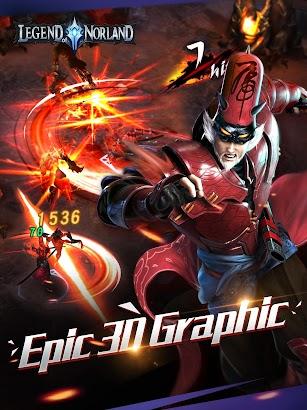 Legend of Norland - 3D ARPG screenshot