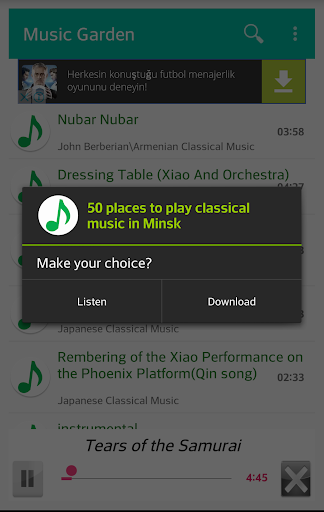 Music Garden for PC