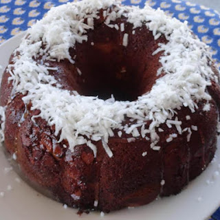 Passover Honey Cake.
