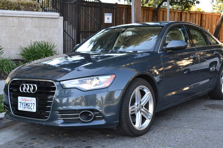 Rent A Aviator Blue Metallic Audi A In San Jose Getaround - Audi san jose