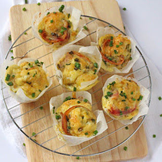 Bacon Cheese And Chive Muffins Recipes