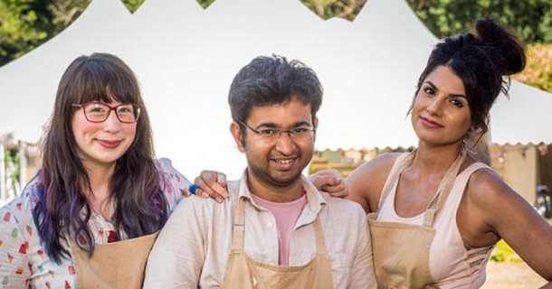 Rahul Mandal wins Great British Bake Off