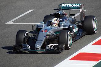 Photo: Lewis Hamilton - AMG Mercedes F1 Team