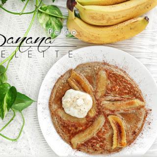 Sweet & Savory Banana Omelette (it's finally here...).