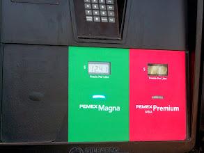 Photo: 50 cent al litro