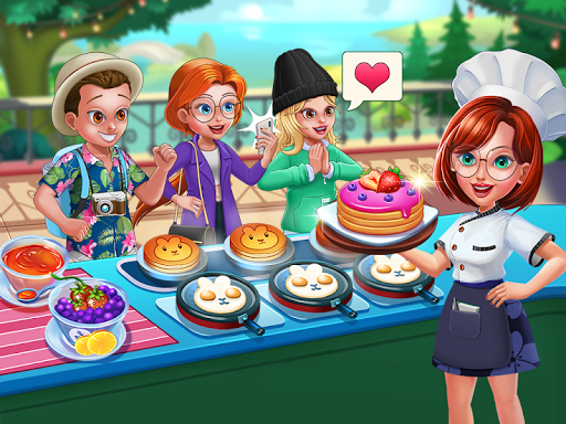 Cooking World: Casual Cooking Games of my cafe' filehippodl screenshot 11