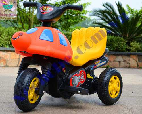 Xe điện 3 bánh trẻ em 3052