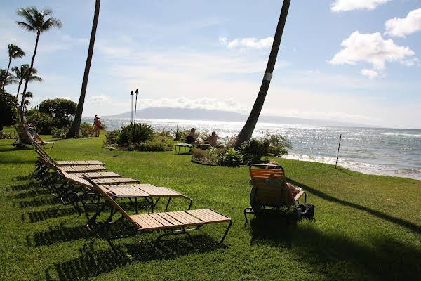 Ocean View Suite at Royal Kahana