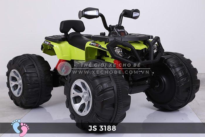 Xe mô tô điện địa hình khủng JS-3188 14