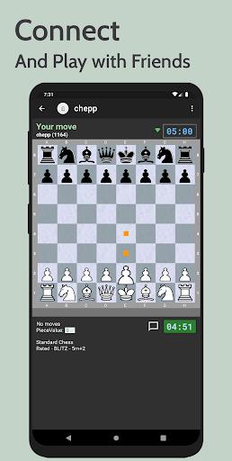 Chess Time Live - Free Online Chess apktreat screenshots 2