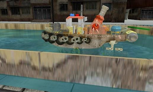 Steampunk Lodní Syndicate Park - náhled
