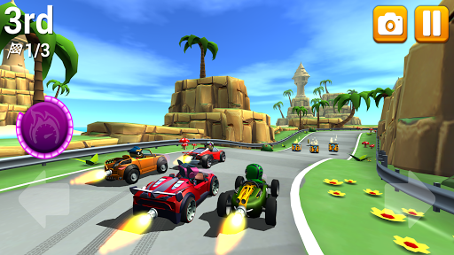 Rev Heads Rally android2mod screenshots 2