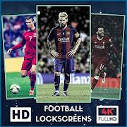 Football Lock Screens 4K Full HD Soccer Wallpapers
