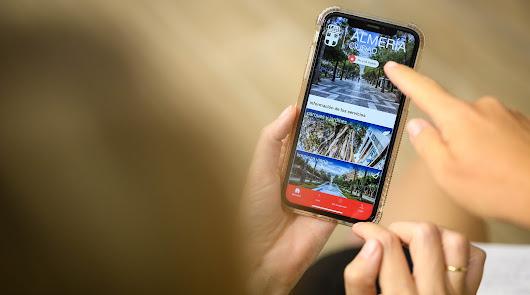 'Almería Ciudad', una App al servicio de la gestión municipal
