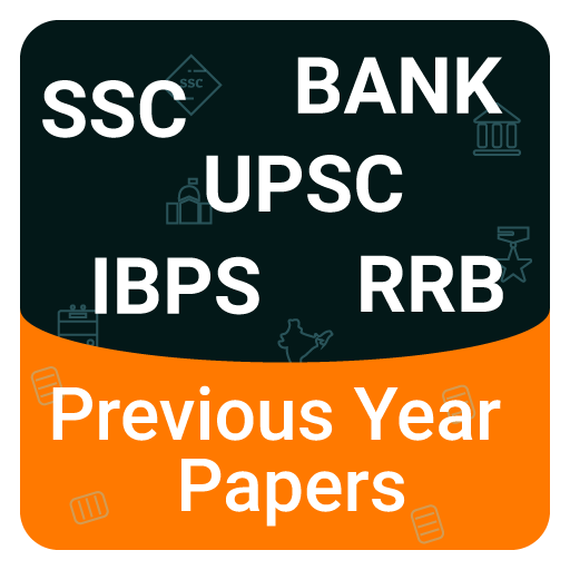 UPSC, SSC, Bank, RRB & Bank Previous Year Paper